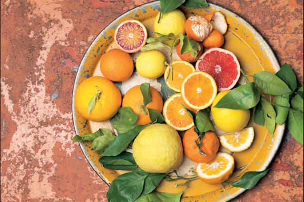 Orange, Limone, Zitrone & Co.