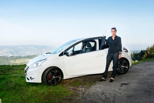 Besuch der alten Dame: Der neue Peugeot 208 GTi im Test