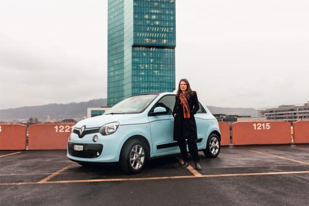Fröhlicher Kreisverkehr: Der Renault Twingo im Test