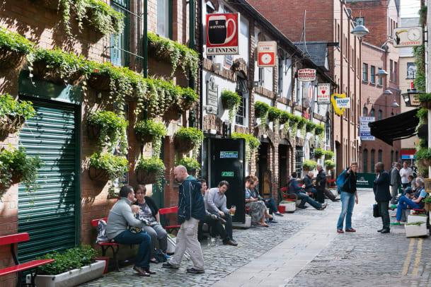 Belfast: Stadt der Sehnsucht