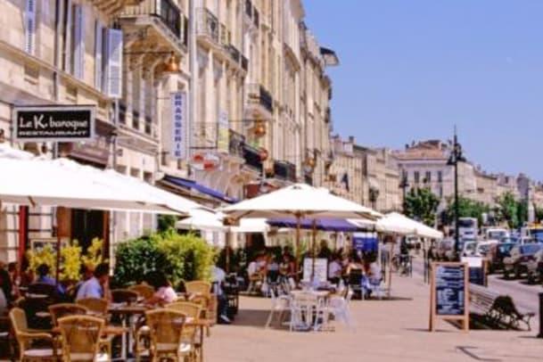 Bordeaux macht nicht nur guten Wein