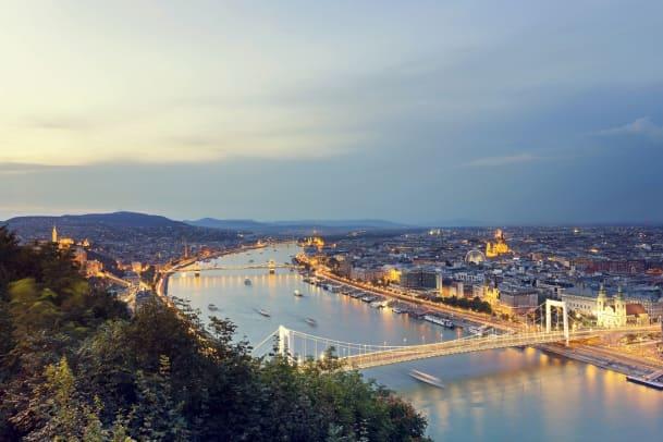 Ein Kurztrip nach Budapest