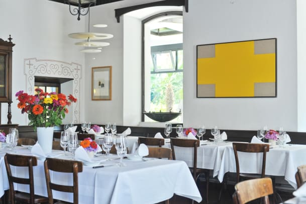 Fünf Restaurantperlen in der Schweiz