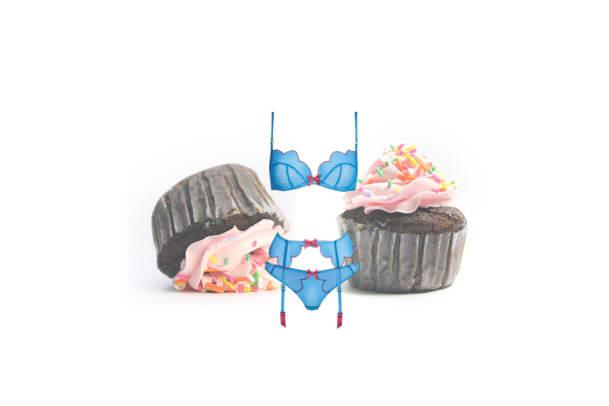 Dessous: So süss wie Cupcakes