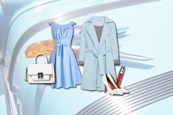 Fabulous Fifties: Sommer-Mode von früher