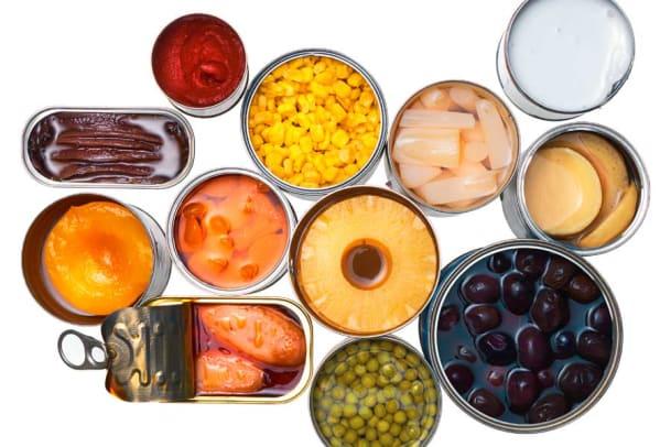 Schnelle Küche: Delikatessen aus der Dose