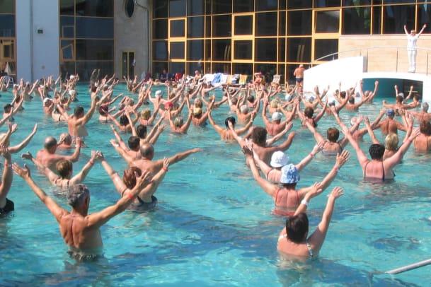 eBalance: Alles rund ums Thema Wassergymnastik