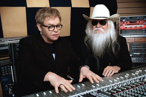 Elton John und Leon Russel: Das Legendentreffen