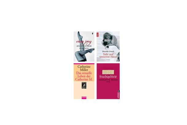 Erotische Literatur von Frauen