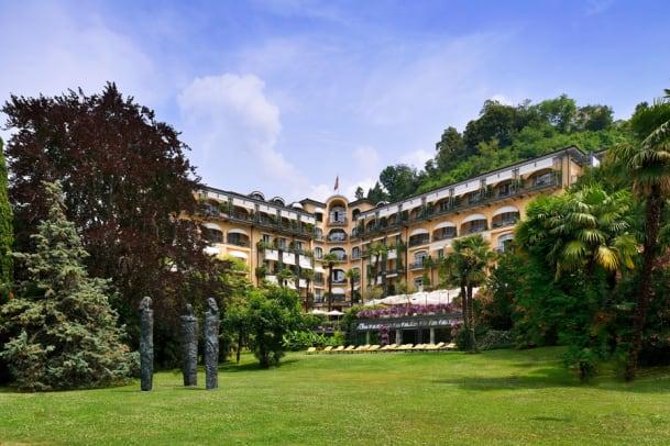 Villa Castagnola in Lugano: Kulinarik auf höstem Niveau