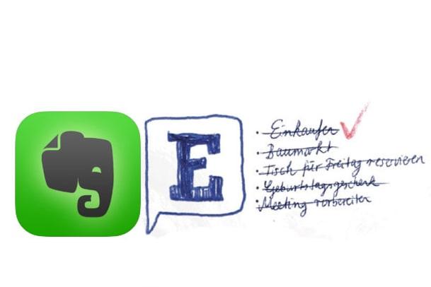 To-do-Liste: Evernote im App-Test