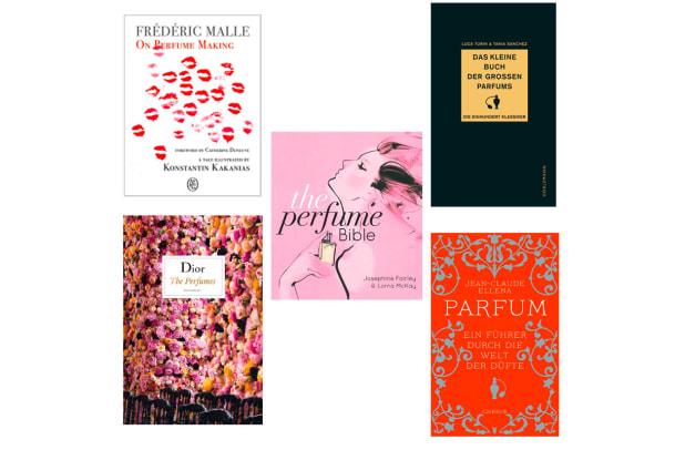 Beauty: 5 Bücher über Parfums