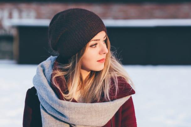 Cold Creams schützen vor Kälte