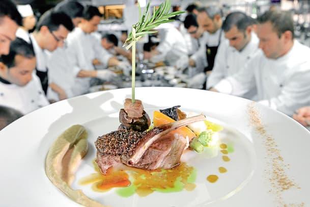 Hochgenuss: 20. Gourmet-Festival in St. Moritz