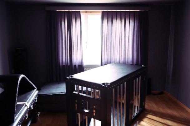 Fetisch-Möbelstücke fürs Wohnzimmer