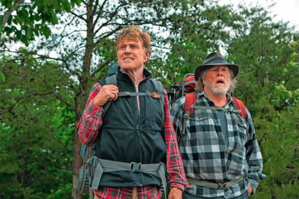 Komische Wandervögel: Film-Tipp «A Walk in the Woods»