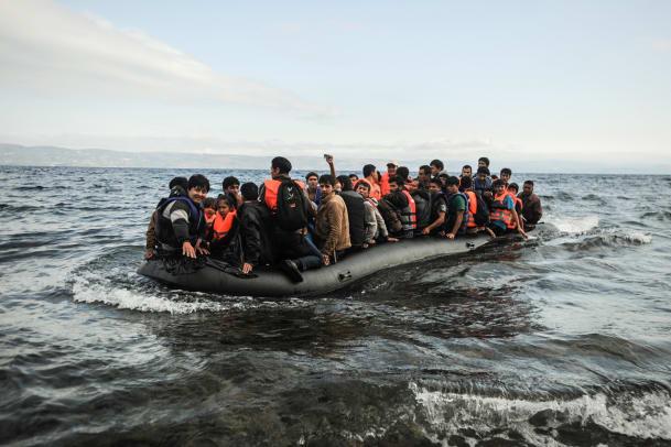 Wo bleiben die Frauen unter den Flüchtlingen?