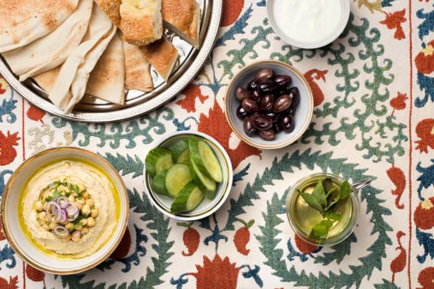 Frühstück in Libanon: Rezept für Msabaha