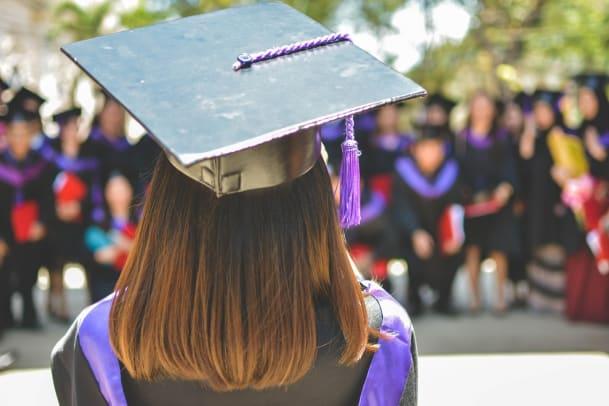 Wenn man an einer Frauen-Uni studiert