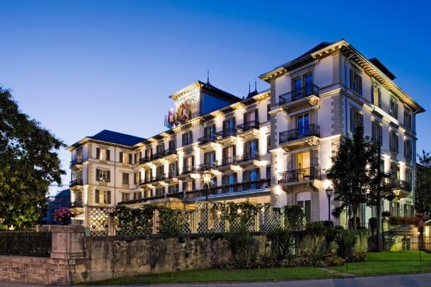 Wellness-Tipp: Erholung im Grand Hotel du Lac in Vevey