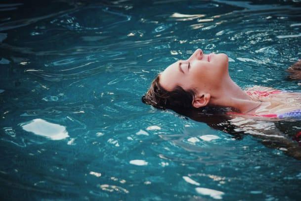 Wasserfestes Make-up für heisse Tage
