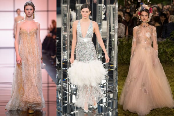 Die schönsten Looks der Haute Couture Shows in Paris