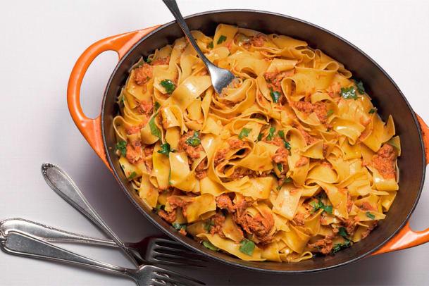 Pasta mit Brasatosugo: Resten-Rezept zum Wohlfühlen