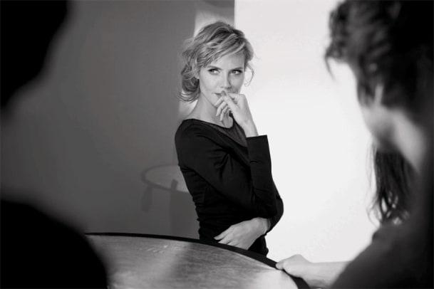 Heidi Klum: Im Interview über Make-up und Models