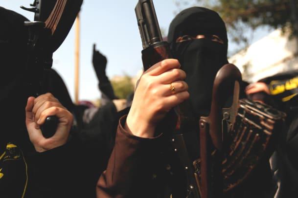 Was treibt junge Frauen in den Jihad?