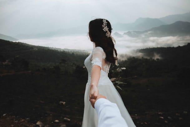 Wenn man gegen den Willen der Eltern heiratet