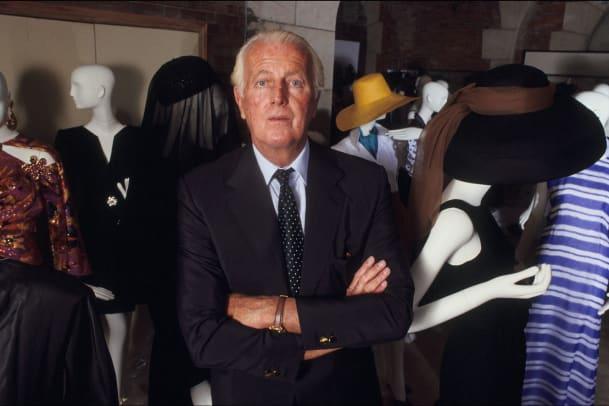 Hubert de Givenchy ist verstorben