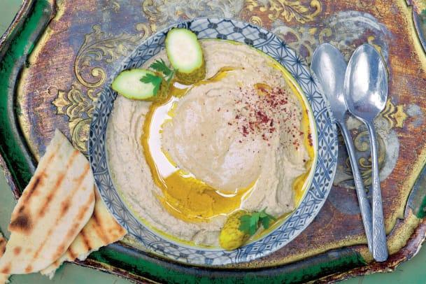 Hummus – Köstlich nahöstlich