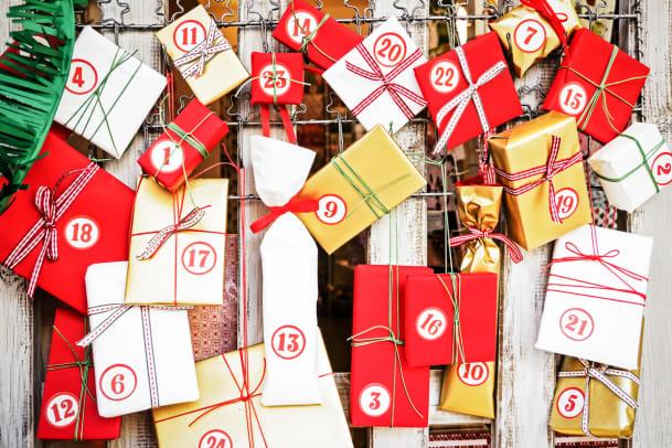 Geschenkideen für den Adventskalender