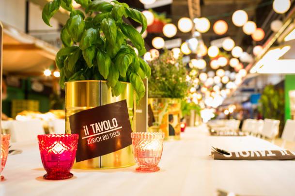 Il Tavolo: Das Food Festival tischt auf