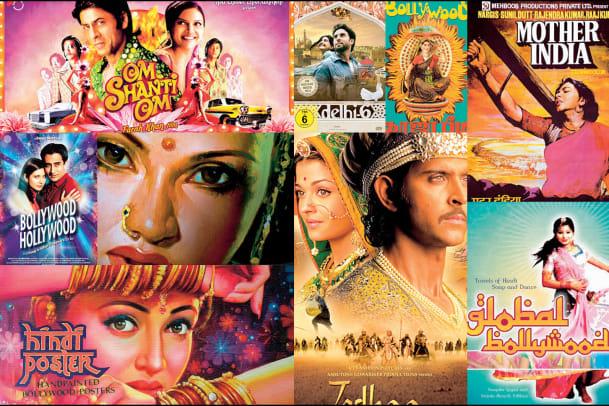 Kleines Bollywood-Lexikon