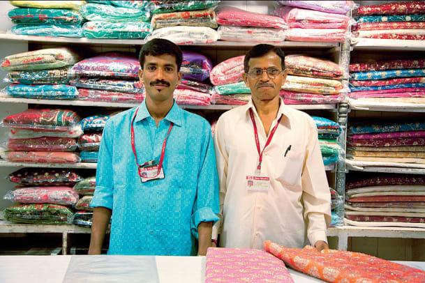 Indiens Modeszene