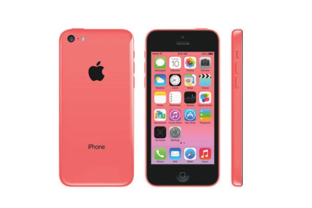 Grosse Liebe in Pink: Das neue iPhone 5c im Test