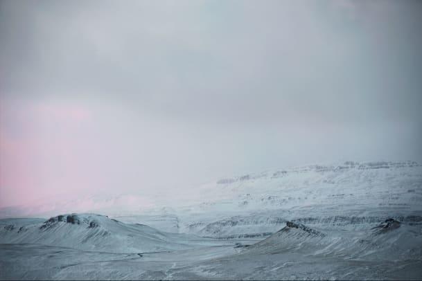 Eine Winter-Reise nach Island