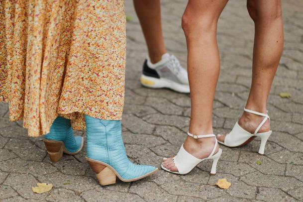 Diese It-Schuhe des Herbsts tragen wir jetzt schon