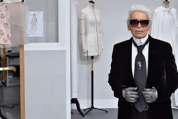 «Karl Lagerfeld war eine einmalige Erscheinung»