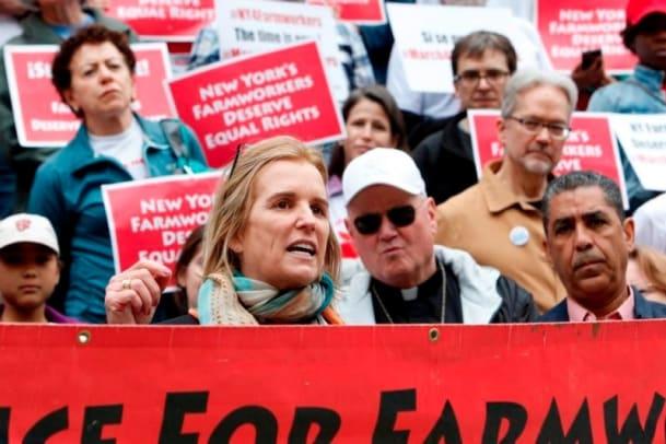 Kerry Kennedy: «Der Aktivismus meines Vaters hat auf mich abgefärbt»