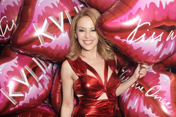 Interview: Kylie Minogue über Älterwerden, Brustkrebs und Starsein