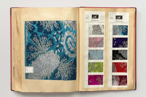 Textilarchiv Abraham: Neue Ausstellung im Landesmuseum Zürich