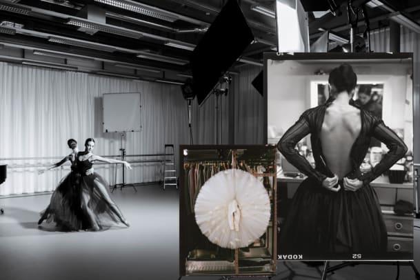 Making-of: Ein Fotoshooting der Spitzenklasse
