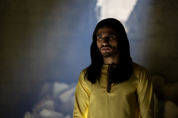 Halleluja auf Netflix: In der Serie «Messiah» hat Jesus ein Comeback