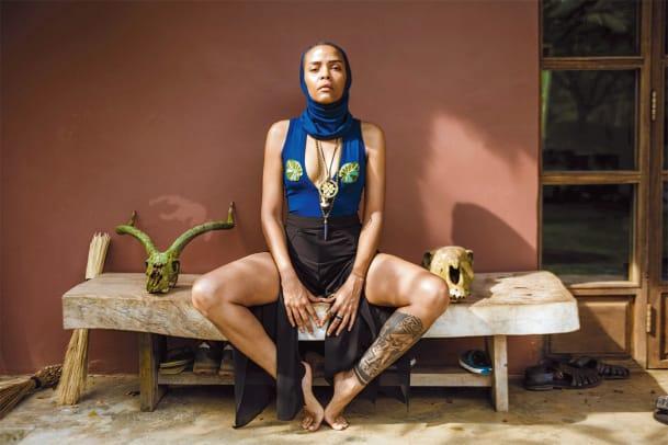 Diese Frau kämpft für die Fashion Szene in Afrika