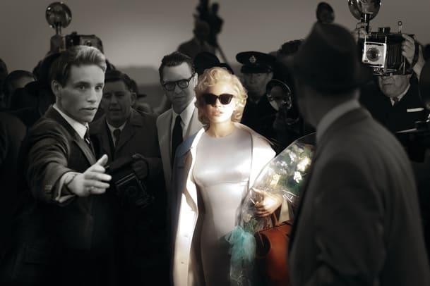 Movie Style: Marilyn Monroes Look in «My Week with Marilyn»