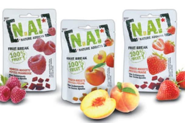 Nature Addict: Leckere Fruchtsnacks
