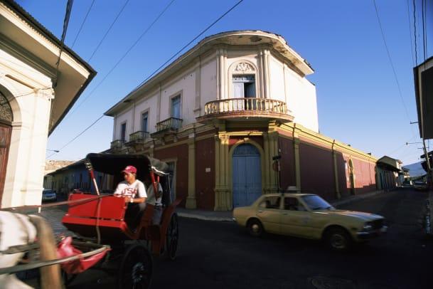 Wie ist es eigentlich in Nicaragua Banditen in die Hände zu fallen?