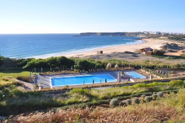 Die Melodie der Melancholie: Postkarte aus der Algarve